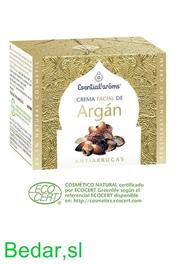 CREMA FACIAL ARGAN 50ml  ESENTIAL AROMS