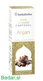 ACEITE MAS. CORP. ARGAN 100ml ESENTAIL AROMS